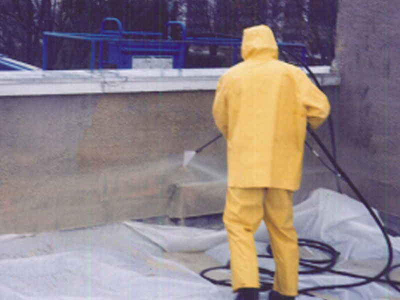 Services hydroblasting industrial cleaning Neo Corporation